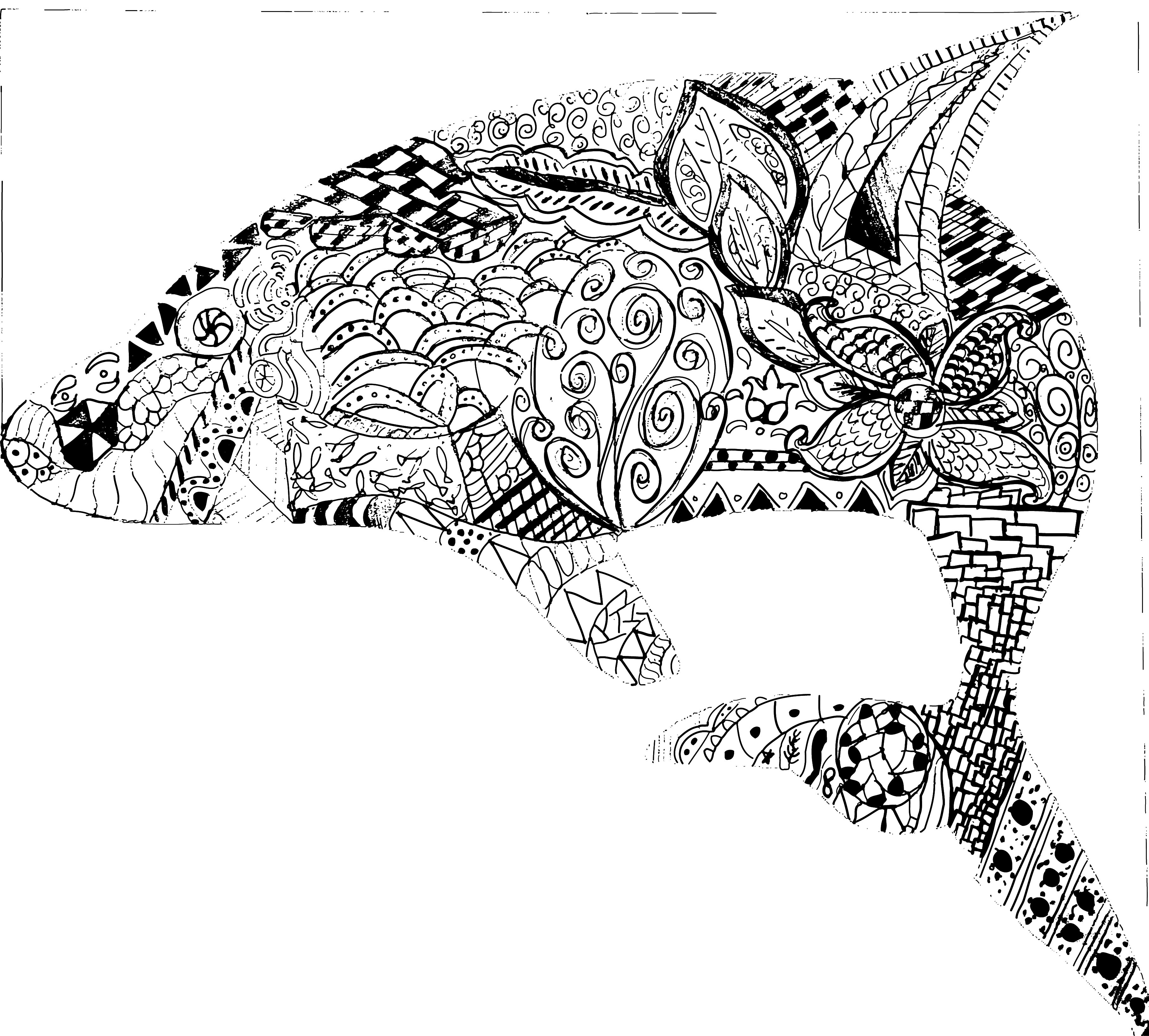 Free coloring pages march - Pattern Coloring Pages To Enhance Children S Creativity Filed Under Uncategorized Leave A Comment
